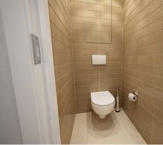 Как закрыть и спрятать трубы в туалете в короб из гипсокартона