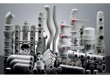 Трубы из полипропилена для отопления и водопровода