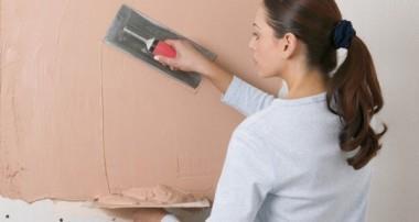 Как правильно сделать финишную шпаклевку стен под покраску своими руками