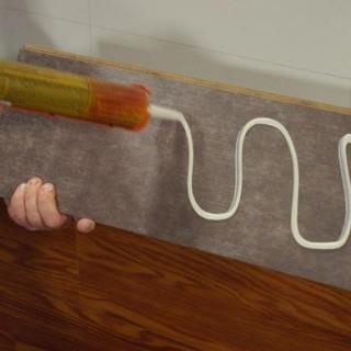 Как крепить ламинат на стену в квартире: пошаговая инструкция