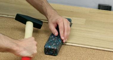Как правильно положить ламинат в квартире своими руками