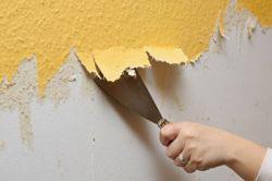 Предварительная подготовка стен и обоев