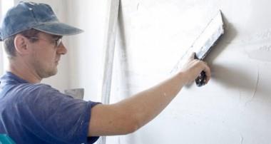 Шпаклевка стен финишная под обои: советы специалиста