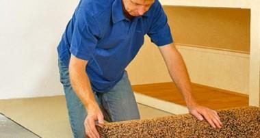 Как выбрать хорошую подложку под ламинат