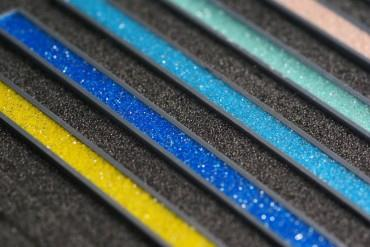 разные типы затирок для плиточных швов