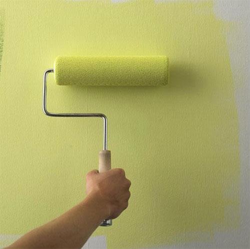 6 нанесение краски