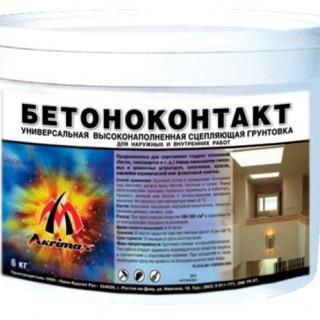 Технические характеристики, применение и расход бетоноконтакта