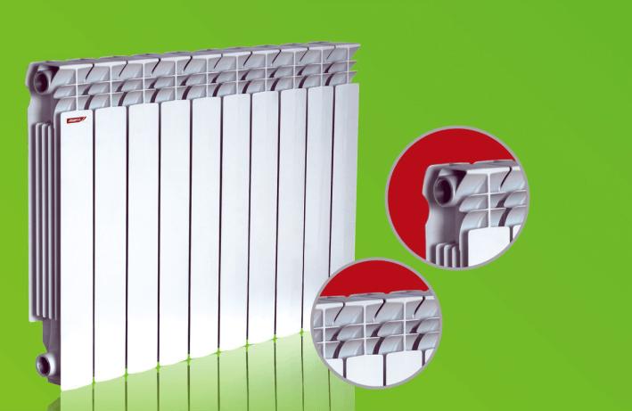 1.а. 19. алюминиевые или биметаллические радиаторы