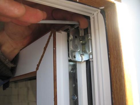 неисправности пластиковой балконной двери