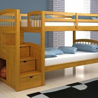 Как сделать двухъярусную кровать своими руками для детей: пошаговое руководство