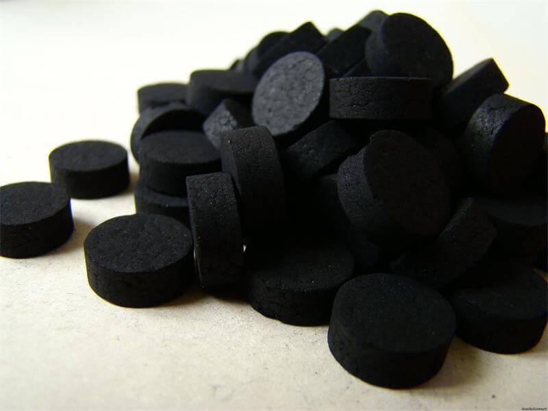 активированый уголь для поглощения запаха